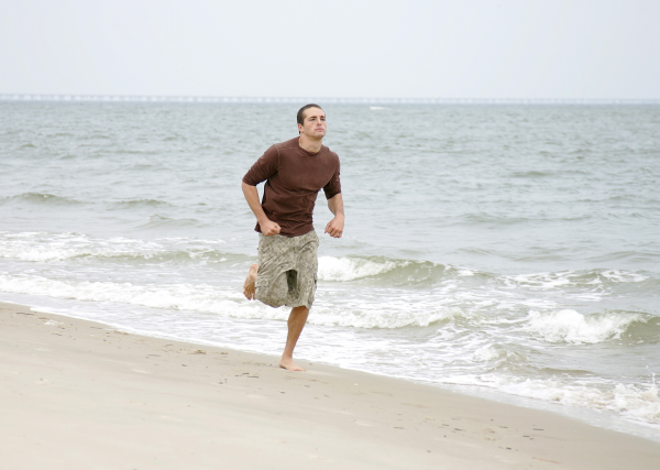 barefoot running, employee wellness, fitness