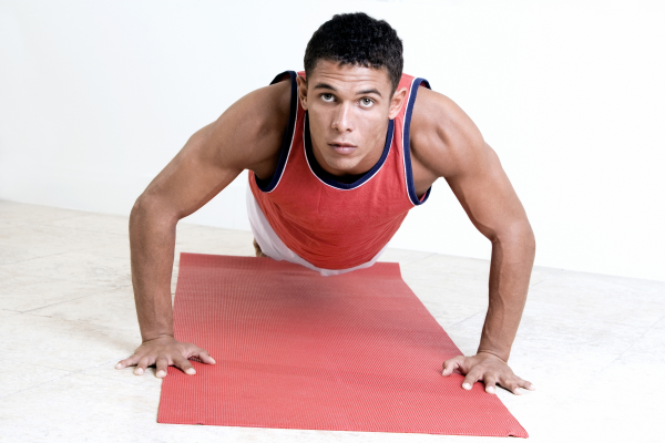 NIFS, pushups, working out, exercise