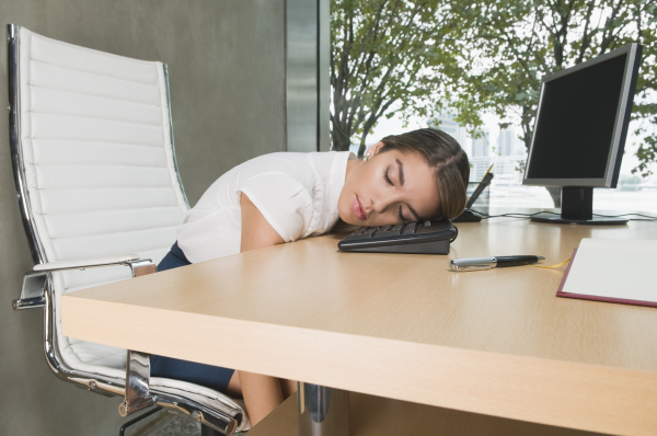 corporate wellness, sleepy, daylight savings time