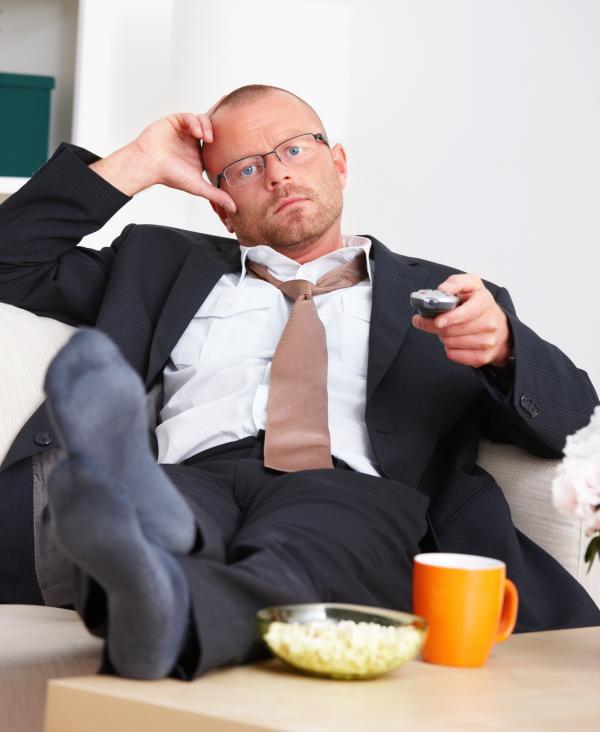 television, couch potato, corporate health