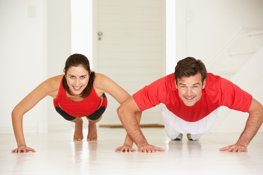 pushups, exercise at home, exercise while traveling