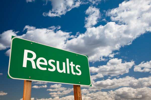 goal setting, corporate fitness, results