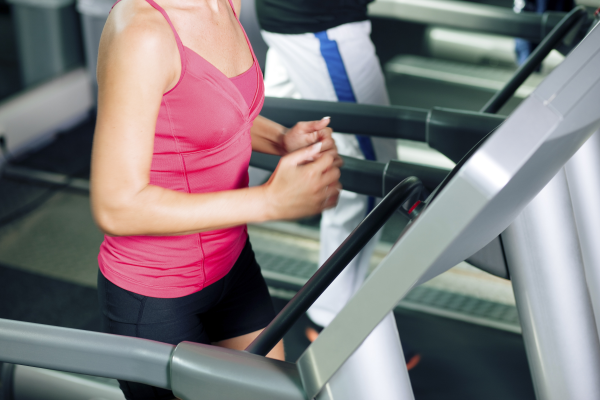 cardiovascular exercise, treadmill, corporate wellness, senior fitness