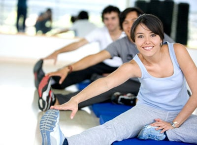 Corporate Fitness Class Increases Productivity