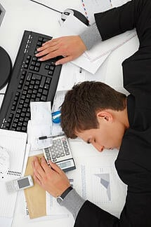 Employee productivity increases with exercise