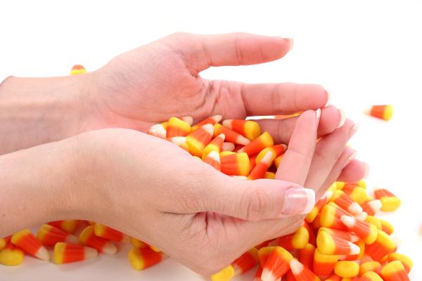 employee health, candy, wellness