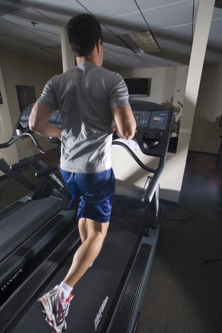 corporate fitness treadmill