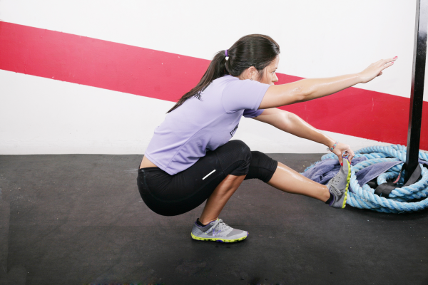 young woman working out resized 600