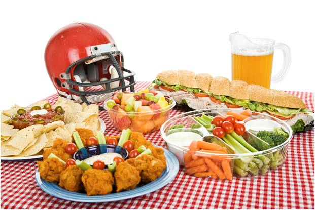 Image result for football snacks pics