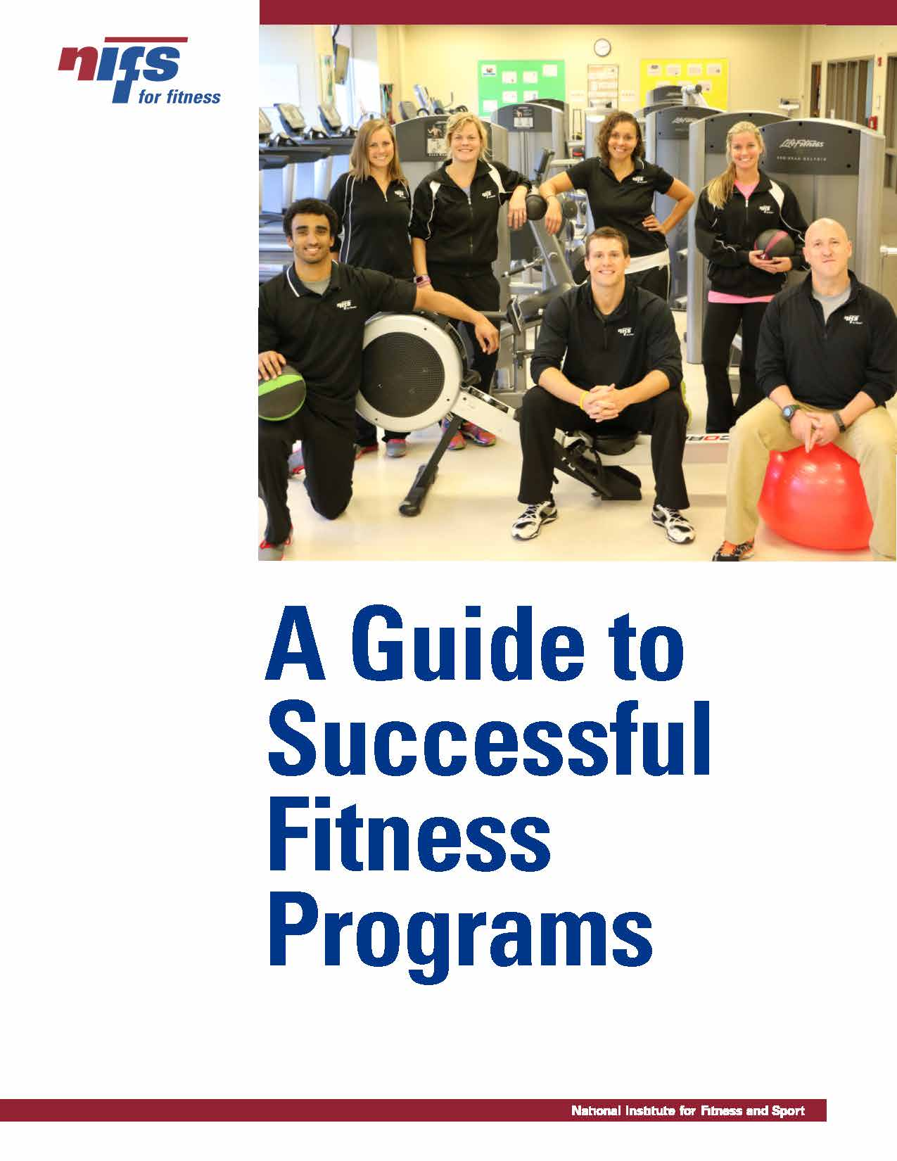NIFS | Guide to Successful Fitness Programs