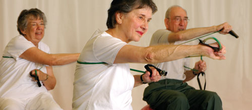 NIFS | Senior Fitness | North Oaks