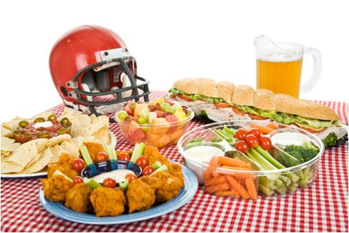 game day food