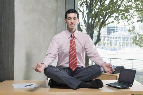 workplace yoga