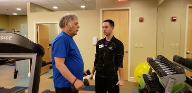 NIFS   Active Aging Personal Training