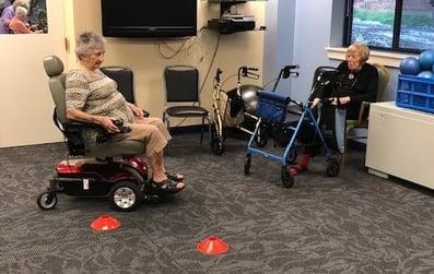 NIFS | wheelchair challenge