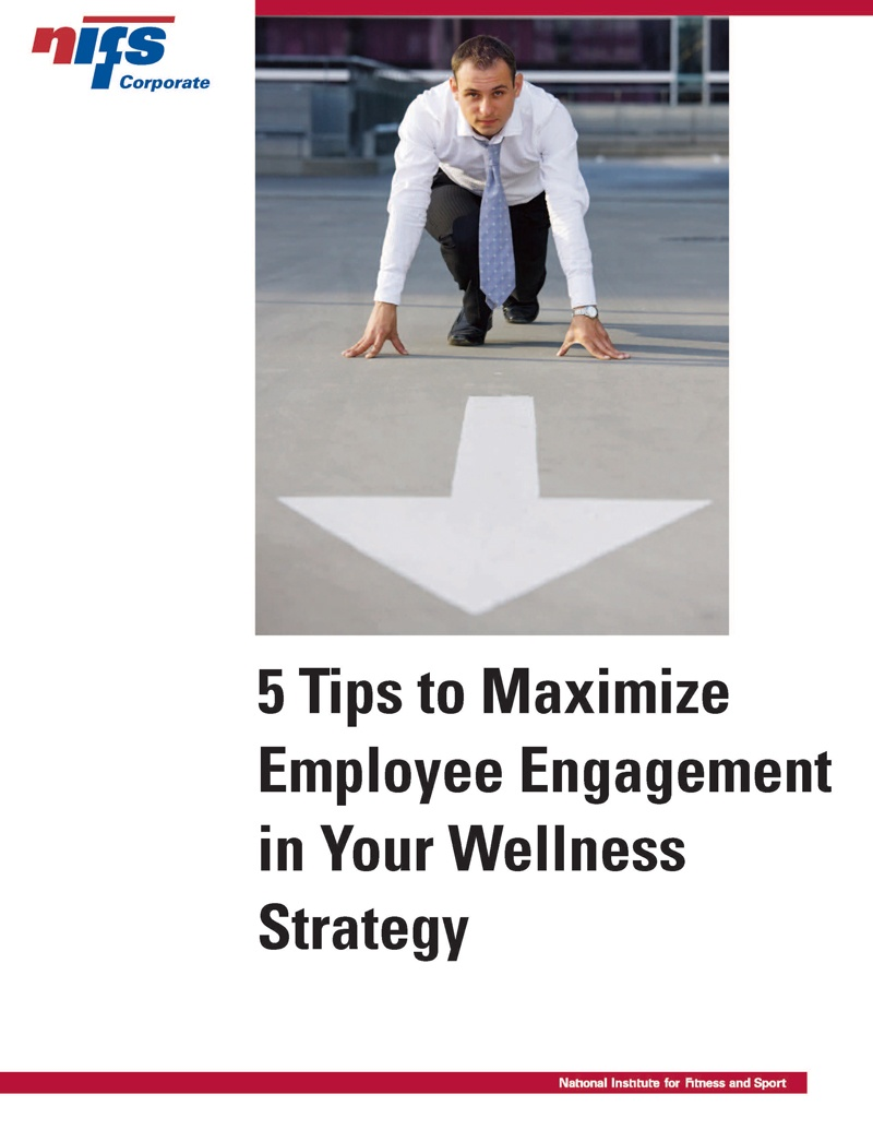 NIFS | 5 Tips to Maximize Engagement in Corporate Fitness