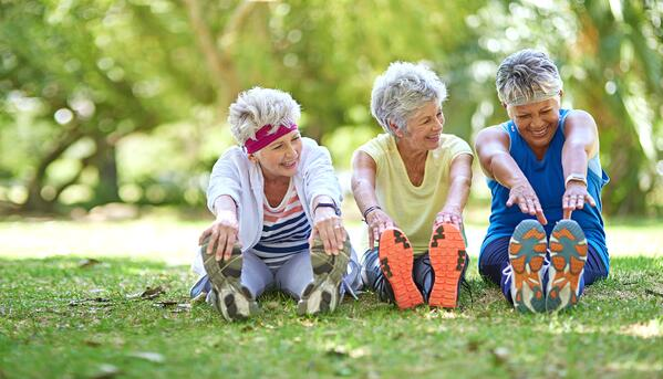 NIFS | Seniors Stretching