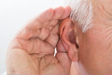 NIFS | Active Aging Hearing Loss