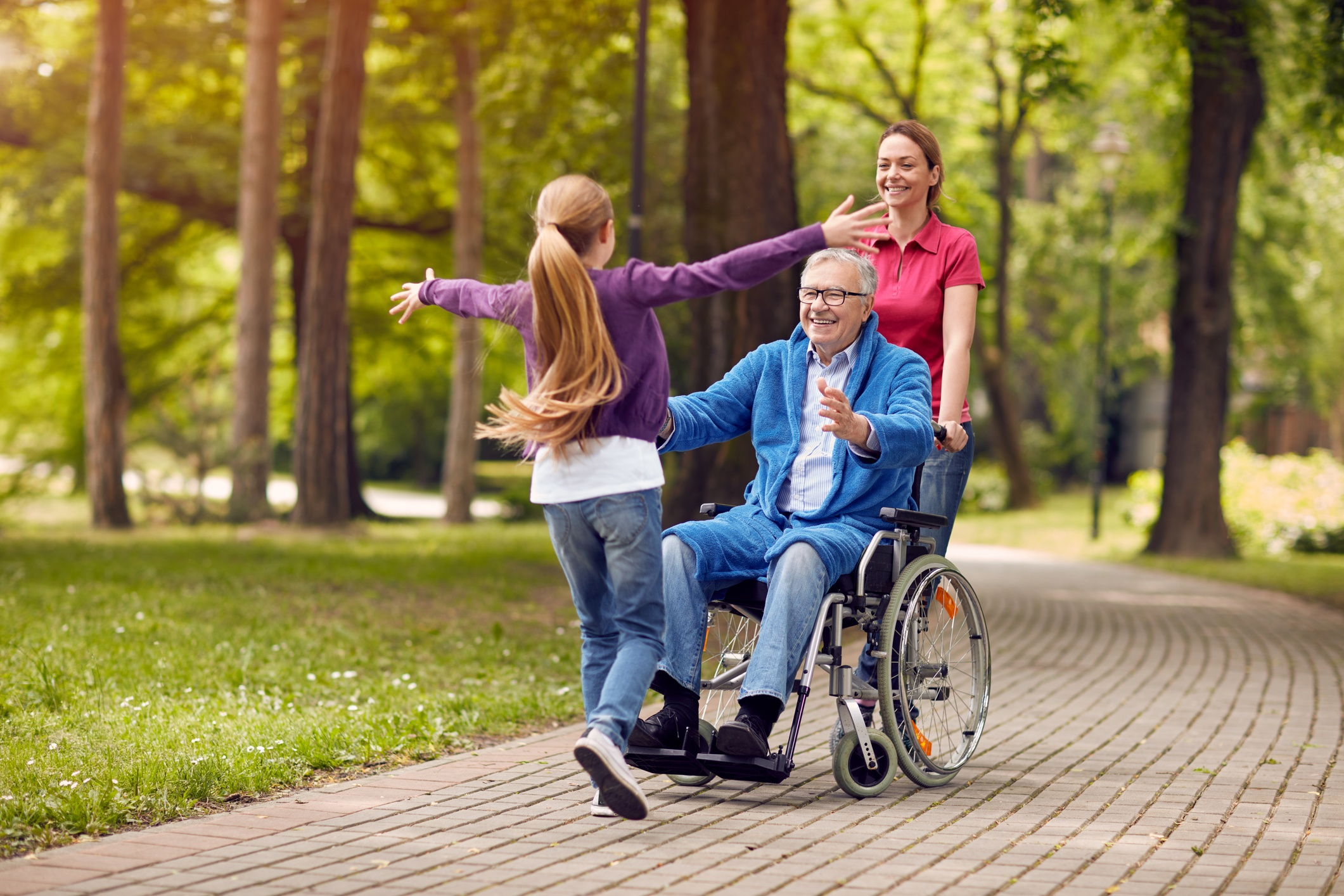 NIFS | Active Aging with family