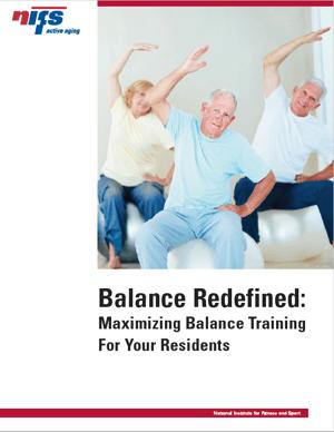 Balance Redefined Maximizing