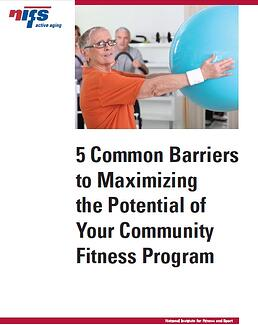 NIFS  | Common Barriers to Fitness Success