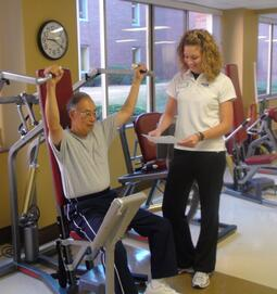 NIFS | Senior living fitness center
