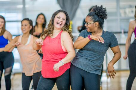 NIFS | Group Fitness Groove
