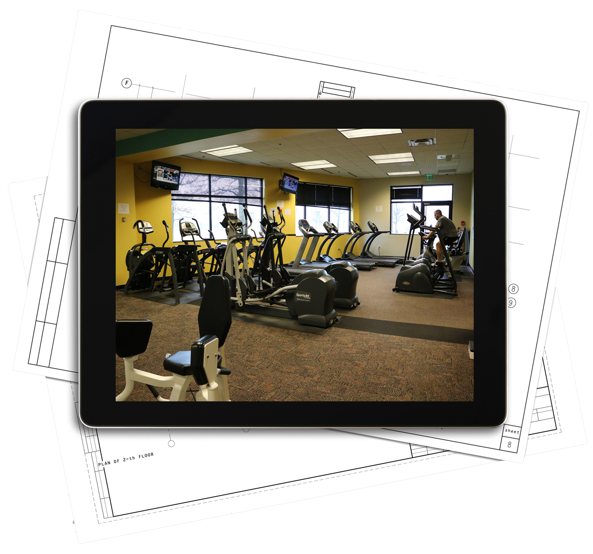 NIFS FItness Center Design