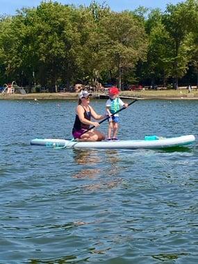NIFS | paddleboarding