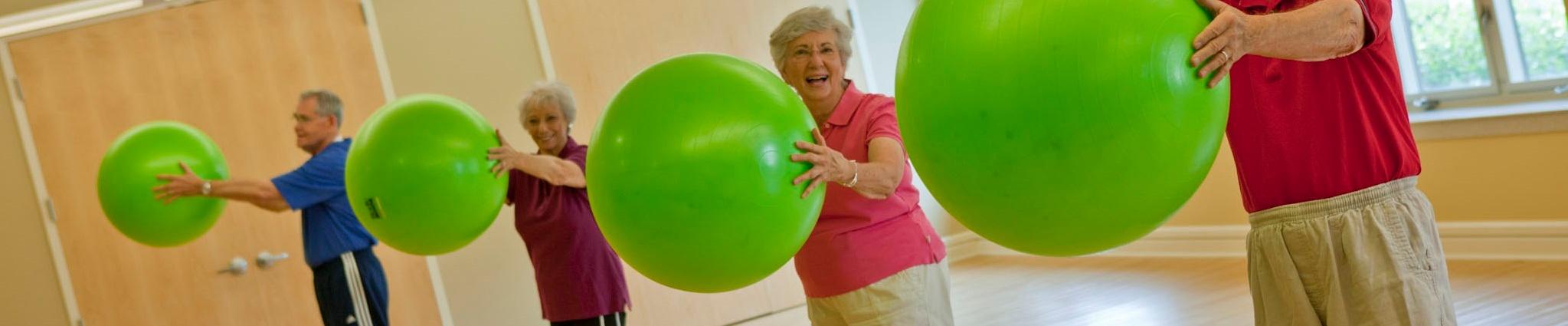 NIFS | Senior Group Fitness