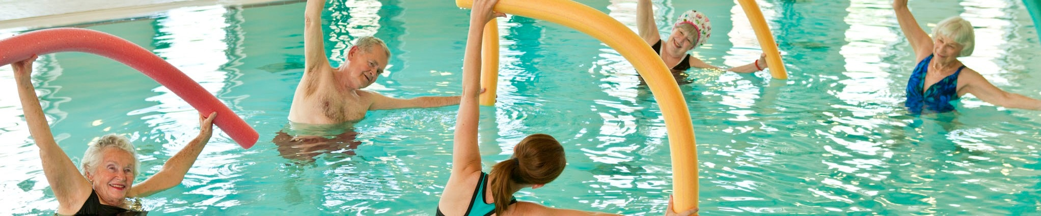 water aerobics for seniors