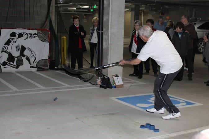 NIFS   Active Aging Hockey
