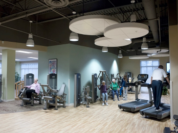 NIFS Corporate Fitness and Active Aging | senior fitness