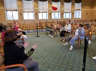 NIFS | seniors seated fitness