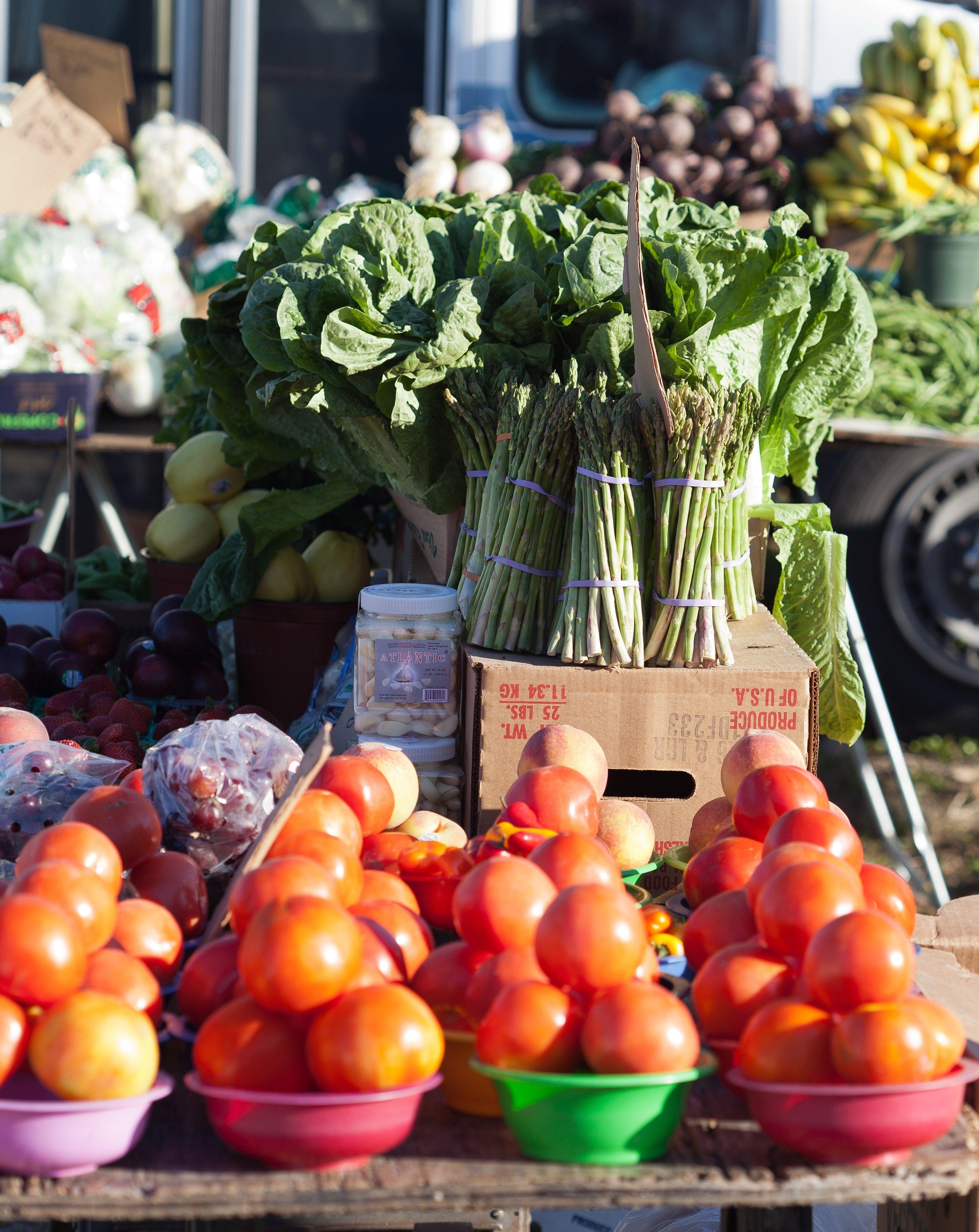 NIFS   Farmers Market